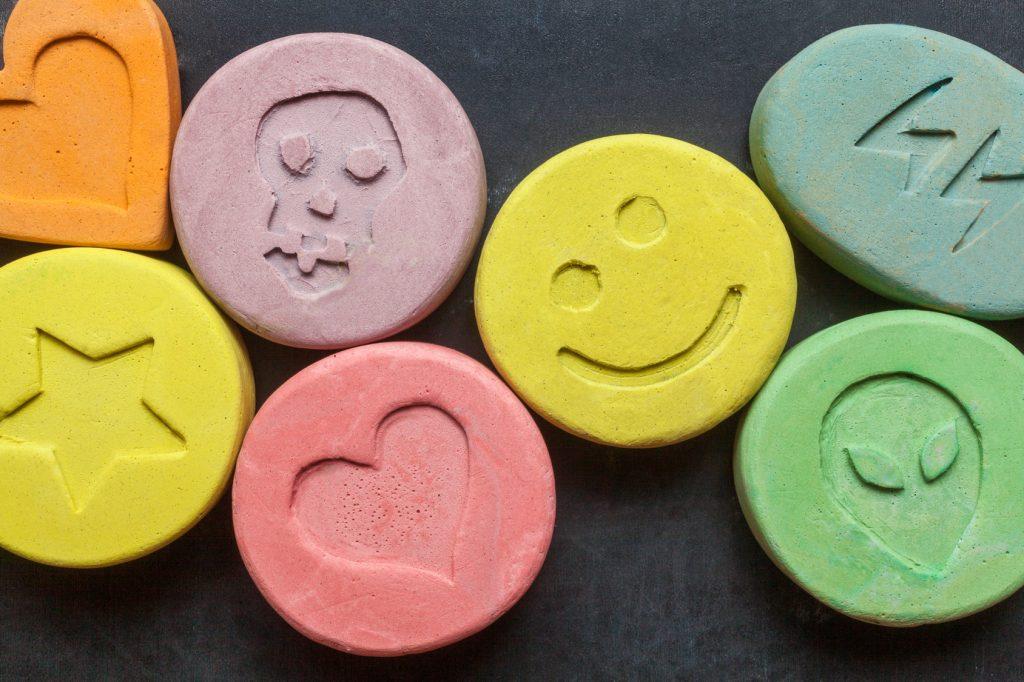 Ecstasy - Verstoß gegen das BtMG